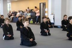Training In The New Dojang