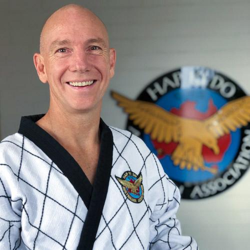 Master Matt Geister - Hapkido