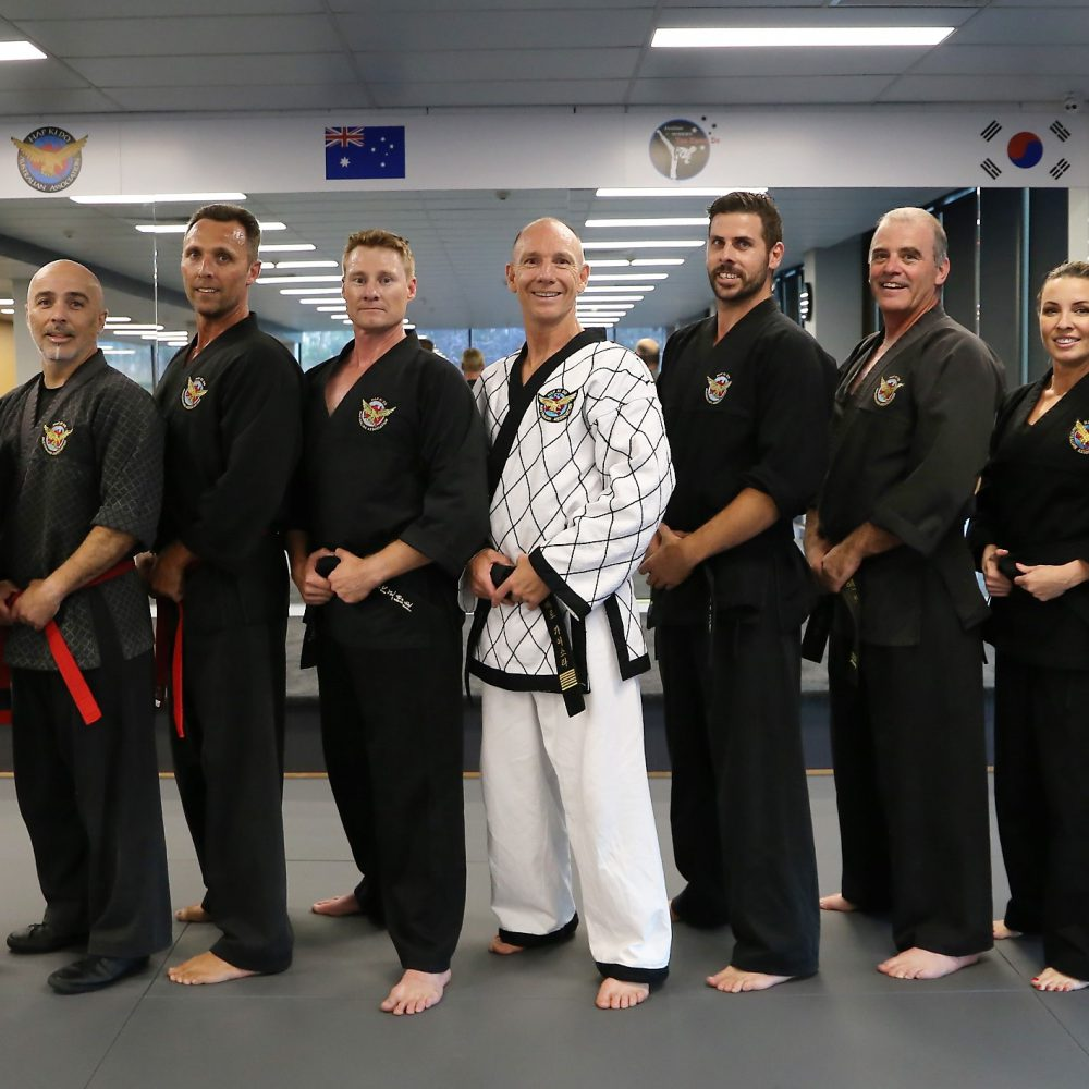 Northern Beaches Hapkido Instructors