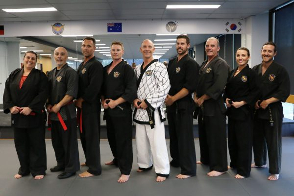 Northern Beaches Hapkido Instructors