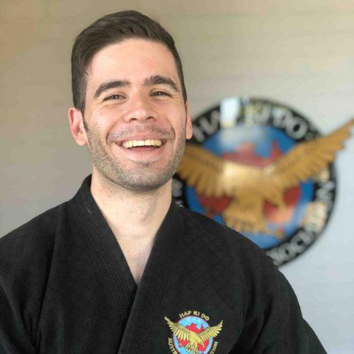 Adam Vescio - - Northern Beaches Hapkido instructor